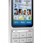 Nokia C3-01_Silver