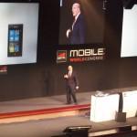 Steve Ballmer @ MWC 2011