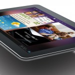 Samsung Galaxy Tab 10 1 side