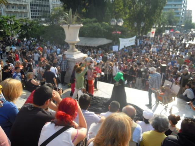 #greekrevolution #syntagma #25mgr 29 May 2011 009