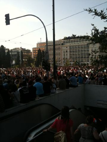 syntagma #greekrevolution