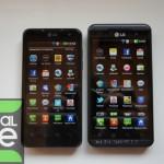 LG Optimus 2X - LG Optimus 3D 2