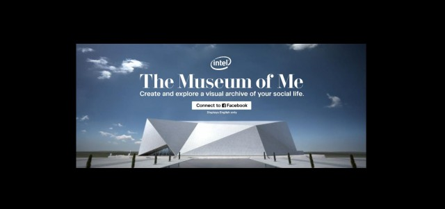 the museum of me by intel