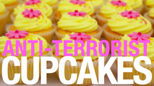 antiterrorist cucakes