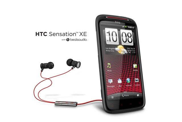 HTC Sensation  XE 2-1