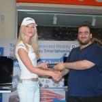 Samsung - My Mall winner - Riginos Michaelides