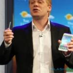 Samsung Galaxy Note White SlashGear
