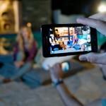 Samsung Galaxy S II_Anna Vissi_photo 1
