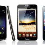samsung galaxy nexus bs samsung galaxy note vs galaxy s ii