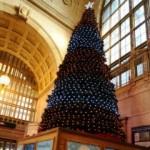 social christmas tree