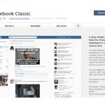 Πώς θα επιστρέψεις στο παλιό κι αγαπημένο (;) Facebook;