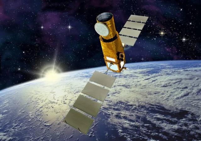 Skybox satellite