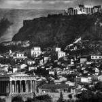 Η Ακρόπολη από το Θησείο, 1920