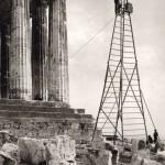Ο Fred Boissonnas φωτογραφίζει την Ακρόπολη, 1907