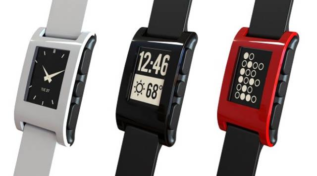 Pebble E-Paper Watch 01