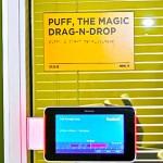 Puff, the Magic Drag and Drop