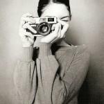 Sofia Coppola and a Canon Canonet QL 17 GIII