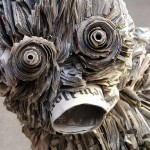 newspaper-sculptures-1