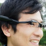 Olympus Project Glass-style wearable display