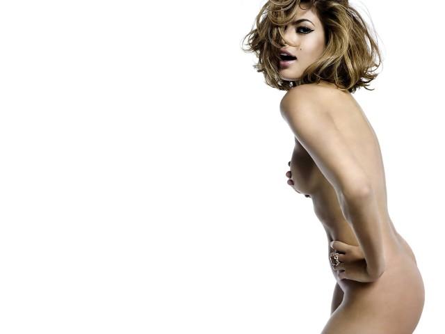 Λατίνα γυμνό μοντέλο