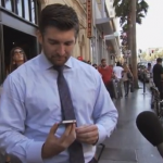 Jimmy Kimmel Live iPhone 5 gallop