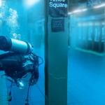 """Μία πειραγμένη φωτό από το Gizmodo για την εικονογράφηση ενός θέματος με τίτλο """"Hurricane Sandy Could Really Flood The New York Subway System"""". Κι όμως πολλοί """"ψάρωσαν""""!"""