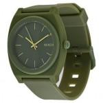 Nixon-The-Time-Teller-P-Verde