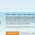 Raspberry Pi Model B New