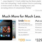 amazon kindle fire hd vs ipad mini advert