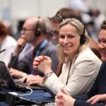 Σύνεδροι στο WCIT 2012, που πραγματοποιήθηκε 3-14 Δεκεμβρίου 2012, στο Dubai
