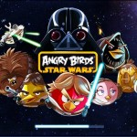 Facebook angry birds star wars screen shot