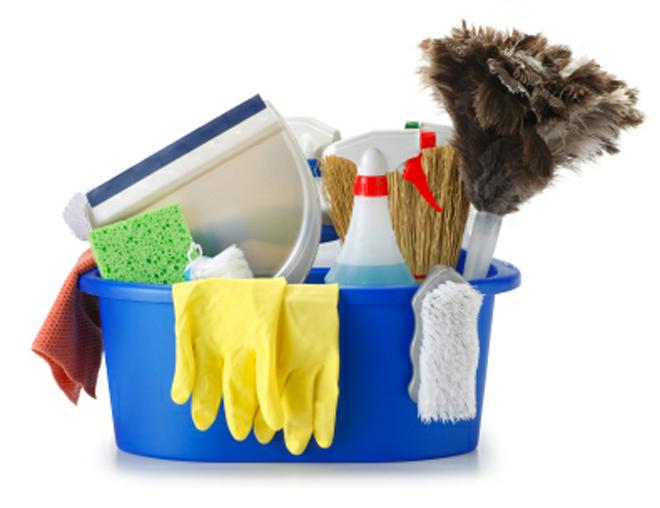 Πώς να καθαρίσετε το σπίτι σας σε 15