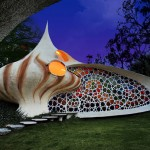 10 Giant Seashell House, Mexico 1