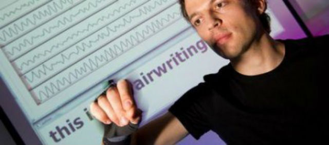 Airwriting