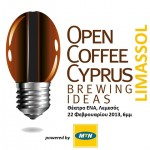 OPEN COFFEE CYPRUS at LIMASSOL
