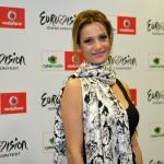 """Η ερμηνεύτρια Δέσποινα Ολυμπίου, που θα εκπροσωπήσει την Κύπρο στον 58ο Διαγωνισμό Τραγουδιού της Eurovision με την μπαλάντα """"Αν με θυμάσαι"""""""