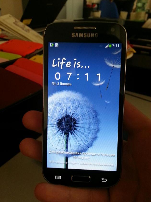 Samsung Galaxy S4 mini leak - 02