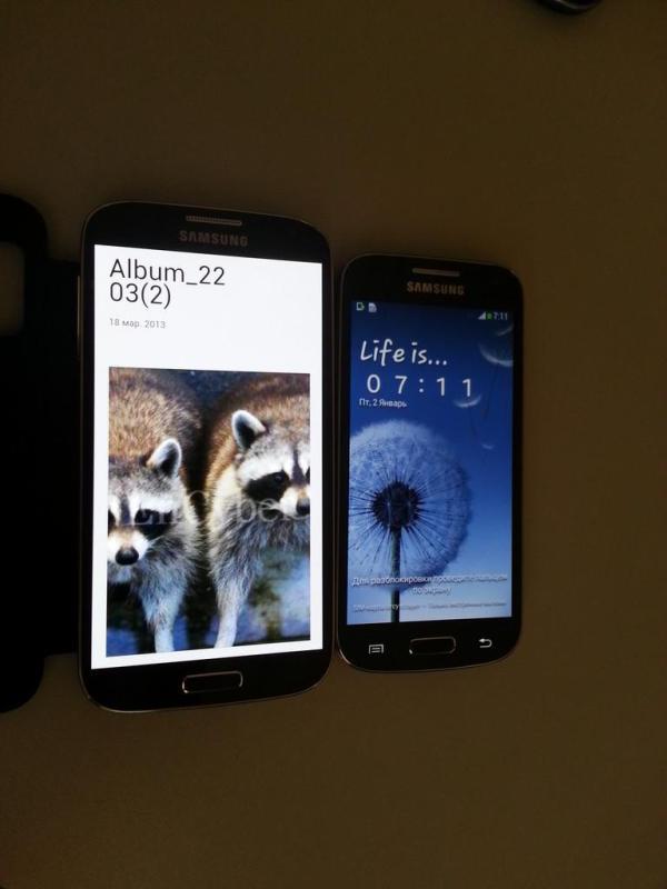 Samsung Galaxy S4 mini leak - 04