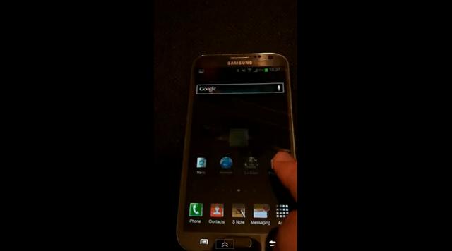Samsung Security Flaw - Galaxy Note II