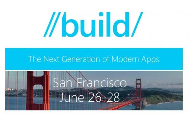 microsoft build 2013 invitation