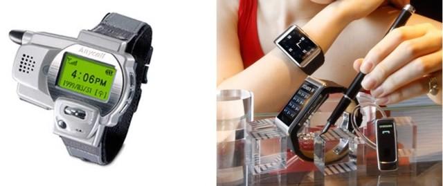 samsung phone watch 1999 2009