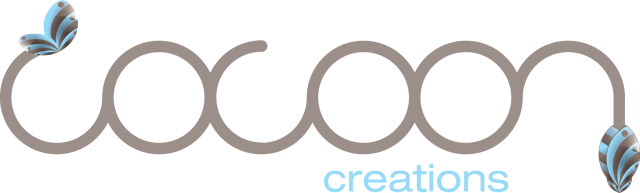 Cocoon Creations Logo - Clear