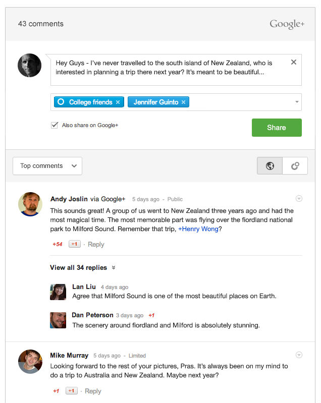 Google-Plus-comments-into-Blogger