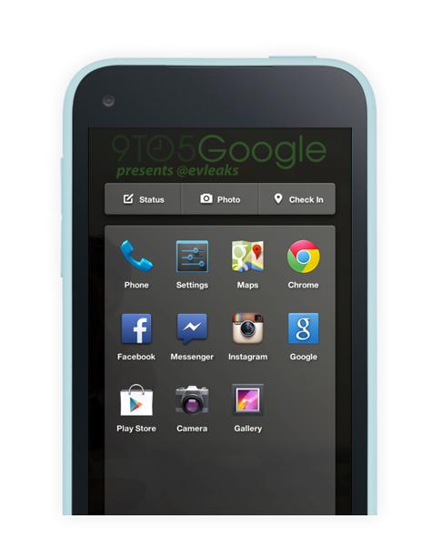 HTC First-01