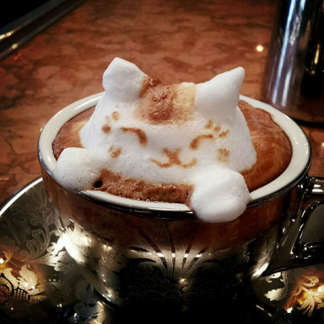 Kazuki Yamamoto - latte art - 01