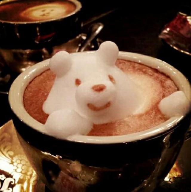 Kazuki Yamamoto - latte art - 04