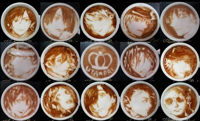 Kazuki Yamamoto - latte art - 05