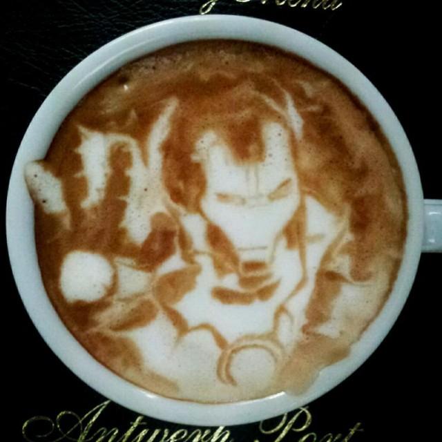 Kazuki Yamamoto - latte art - 06