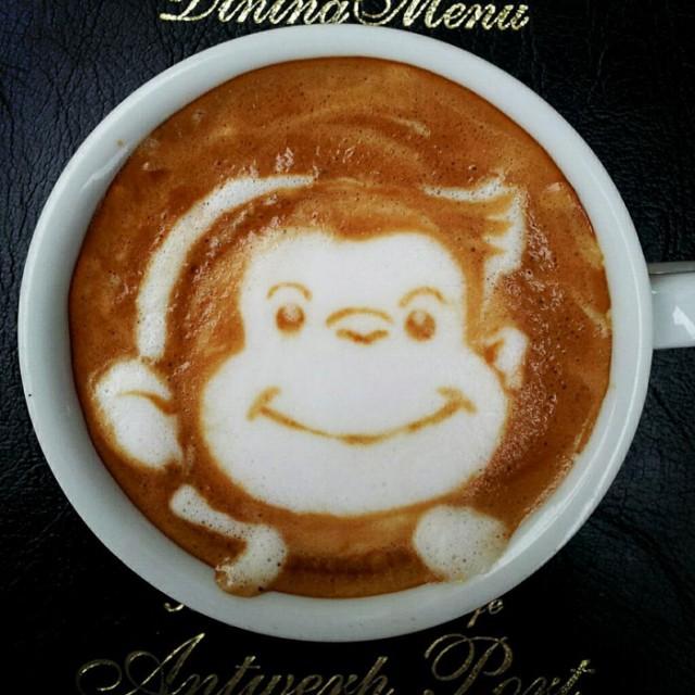 Kazuki Yamamoto - latte art - 07