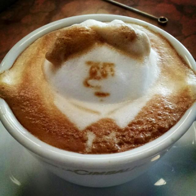 Kazuki Yamamoto - latte art - 09